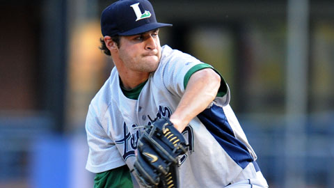 Nick Tropeano was 6-4 with a 2.78 ERA in 15 games at Class A Lexington.
