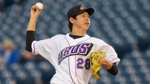 Toru Marata was 3-1 with a 2.60 ERA in 24 regular-season appearances.